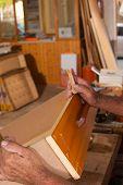 Repairing A Drawer