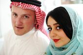foto of soulmate  - Arabic couple - JPG