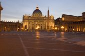 Vatican Saint Peters Basilica
