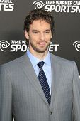 LOS ANGELES - OCT 1: Pau Gasol at the Time Warner Sports Launch of TWC Sportsnet and TWC Deportes Ne