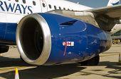 BA Airbus A319 Engine cowl