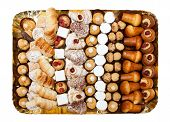 Tray Of Mixed Patisserie