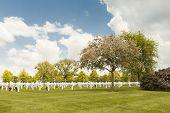 American War Cemetery Margraten