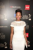 BEVERLY HILLS - JUN 16: Aisha Tyler at the 40th Annual Daytime Emmy Awards at The Beverly Hilton Hotel on June 16, 2013 in Beverly Hills, California