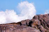 Cape Point Sea Scape