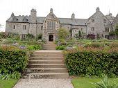 Cotehele House And Garden Steps