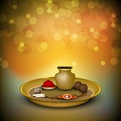 stock photo of rakshabandhan  - Indian festival Rakshabandhan background - JPG