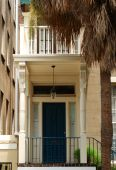 Savannah House Entrance