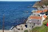 Crovie, Aberdeenshire - Scotland, Uk
