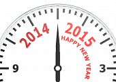 New year of 2015