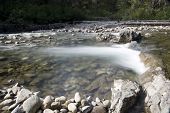 Cle Elum River, WA USA