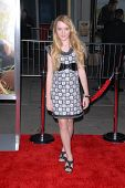 Kathryn Newton at the