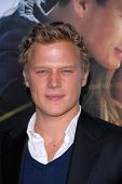 Christopher Egan at the