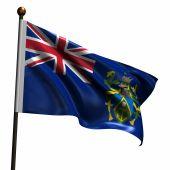 Bandeira de alta resolução das Ilhas Pitcairn