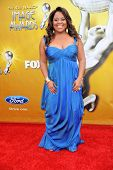 Sherri Shepherd  at the 41st NAACP Image Awards - Arrivals, Shrine Auditorium, Los Angeles, CA. 02-26-10