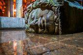 image of cistern  - Famous Medusa - JPG