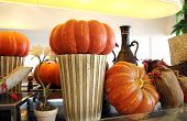 Interior Decorating Pumpkins