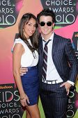 Danielle Jonas and Kevin Jonas at the Nickelodeon's 23rd Annual Kids' Choice Awards, UCLA's Pauley Pavilion, Westwood, CA 03-27-10