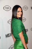 Jordana Brewster at the Tod's Beverly Hills Boutique Opening Celebration, Tod's Boutique, Beverly Hi