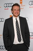 Jason Segel at The Trevor Project's 12th Annual Cracked Christmas, Wiltern Theater, Los Angeles, CA. 12-06-09