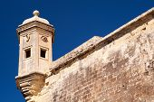 Fort St Michael Sentry Turret, Malta