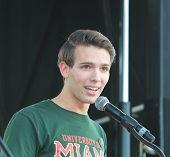 Student Activist Jacob Rudolph