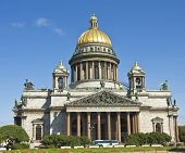 St. Petersburg, Cathedral Of Saint Isaac
