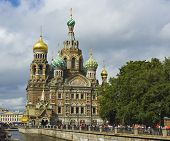 St. Petersburg, Cathedral Of Resurrection Of Jesus Christ (saviour On Blood)