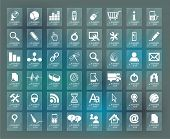 Quality Icon Set (service, Medical, Media, Mail, Mobile, ,web , Camping Icons, Butterfly)
