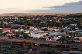 The town of Broken Hill