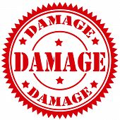 Damage-stamp