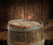 Empty Barrel