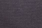 black canvas fabric texture background
