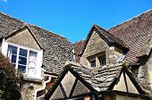 Cotswold stone building, Broadway.