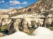 Landscapes of Cappadocia, Central Turkey