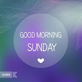 Sunday?
