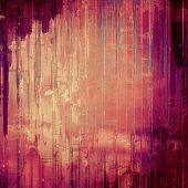 Grunge texture. With different color patterns: purple (violet); red; orange; brown; yellow