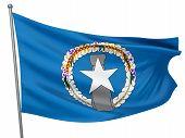 Northern Mariana Islands National Flag