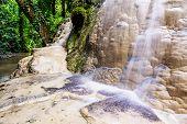 pic of tong  - Amazing of Bua Tong Waterfall in Chiang Mai - JPG