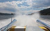 Speedboat Spray
