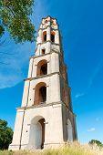 Manaca Iznaga Tower In Valle De Los Ingenios,cuba