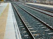 Track and platform