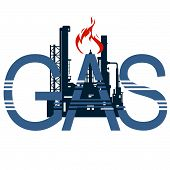 Icon gas industry