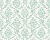 stock photo of damask  - Seamless damask pattern - JPG