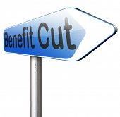 pic of social housing  - Benefit cuts tax cut on housing child and social works reduce spending  - JPG