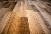 picture of laminate  - Laminated flooring board. Picture can be used as a background