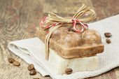 Постер, плакат: Coffee soap