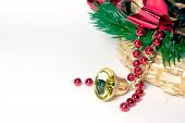 Christmas Wreath Decoration poster