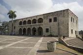 Plaza De La Hispanidad Santo Domingo Dominican Republic