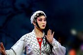 chinesische Oper Schauspielerin